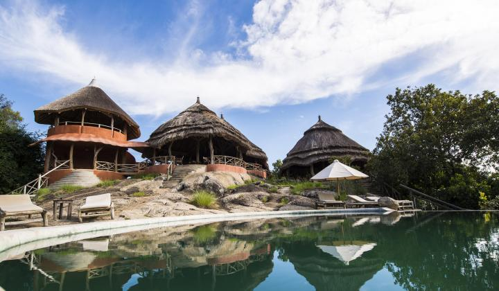 Mihingo Lodge (Lake Mburo , Uganda)
