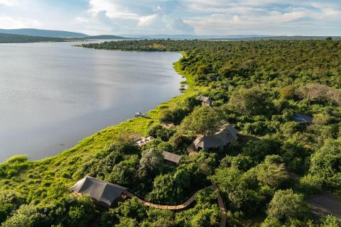 Magashi Luxury Camp (Akagera National Park)